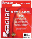 Seaguar Red Label 100% Fluoro  200yd 10lb 10RM250