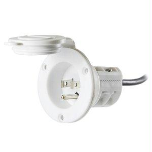 Minn Kota MKR-23 AC Power Port (White)