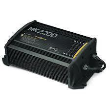 Minn Kota MK-220D Digital Linear Charger 2 Bank 10 Amp