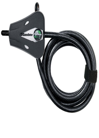 Stealth Camera Python Adjustable Lock w-6 Foot Cable - Black