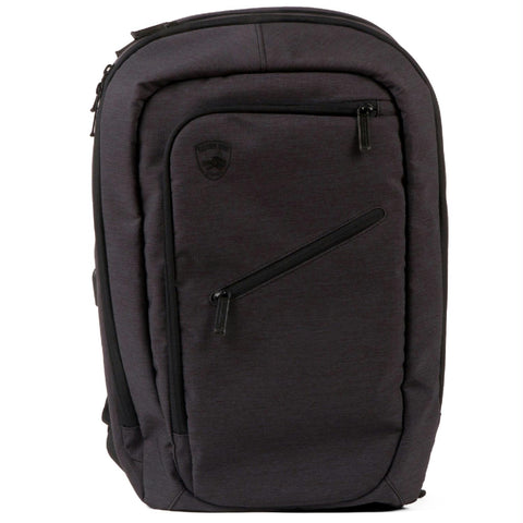 Guard Dog Bulletproof Backpack w-Charging Bank - Black