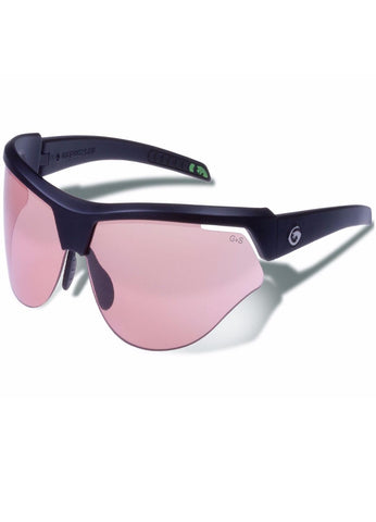 Gargoyles Cardinal Performance Sunglasses- Rose Lenses