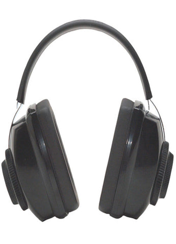 Radians Competitor Multiposition Earmuff  NRR 26dB Black