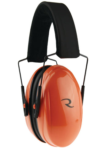 Radians Turbulence Youth Muff NRR 26dB Orange