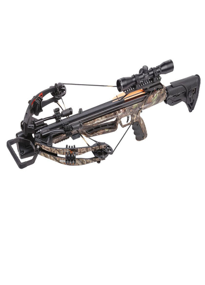 Crosman Mercenary  Whisper 380 Crossbow - Camo
