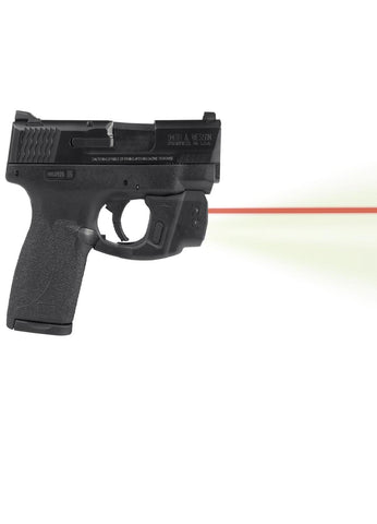 LaserMax Centerfire Light-Laser Red-GripSense S&W 45