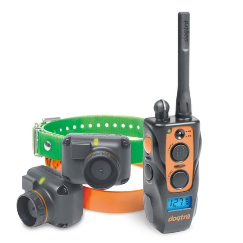 Dogtra 2702T and B Training and Beeper Collar
