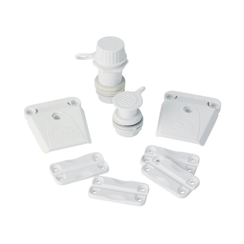Igloo Ice Chest Universal Parts Kit White