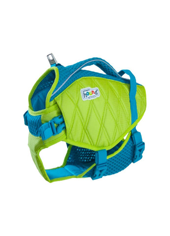 Outward Hound Standley Sport Life Jacket Green XL