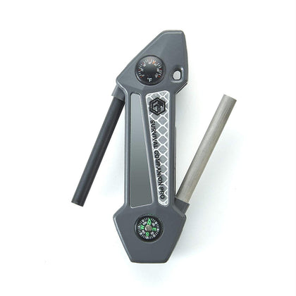 Off Grid Tools Survival Companion - Aluminum