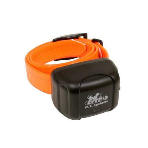 D.T Systems MR 1100 Add-On or Replacement Collar Orange
