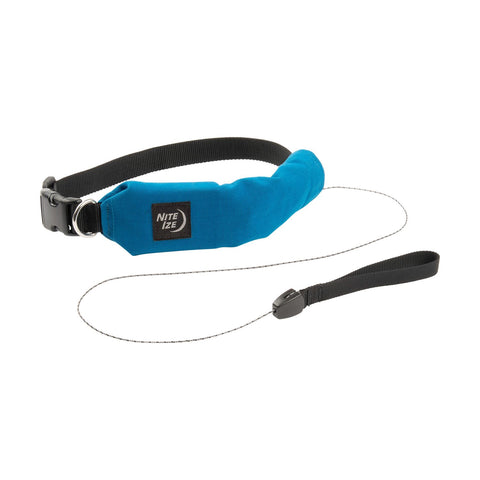 Nite Ize RadDog All-In-One Collar and Leash Large Blue