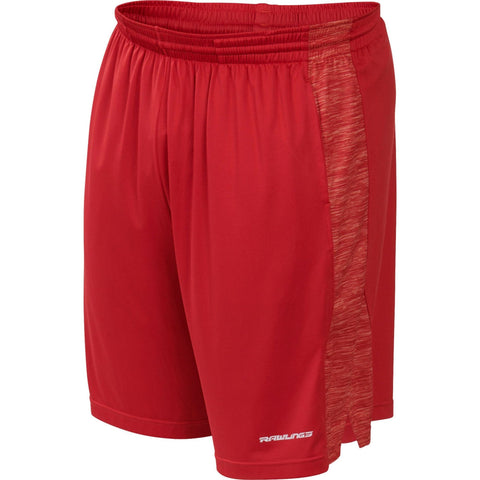Rawlings Launch Short Red XX-Large