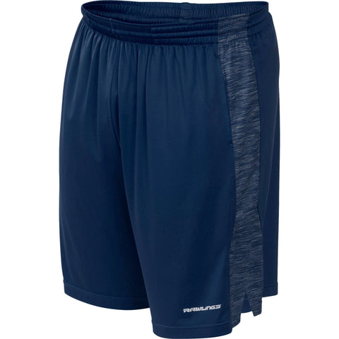 Rawlings Launch Short Navy X-Large