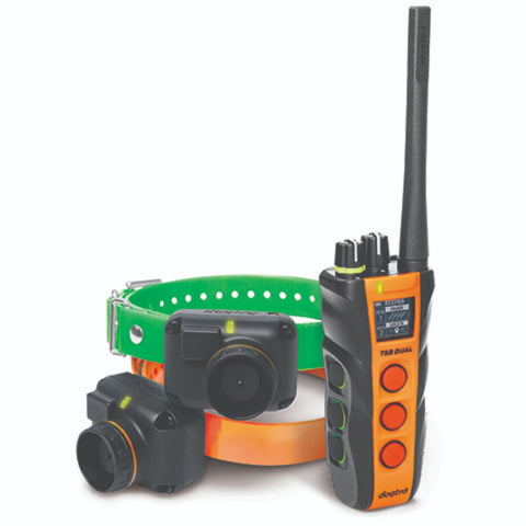 Dogtra T and B DUAL 2 Dog Training and Beeper Collar