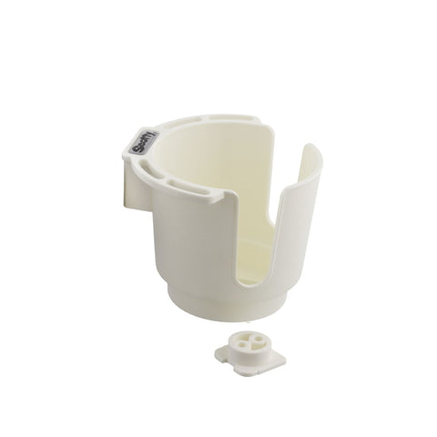 Scotty Cup Holder-White