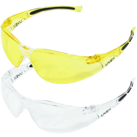 Leight HL800 Multi-Pack Clear and Amber Eyewear