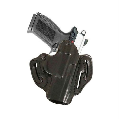DeSantis RH Blk Speed Scabbard Holster-Colt Gov. model 1911