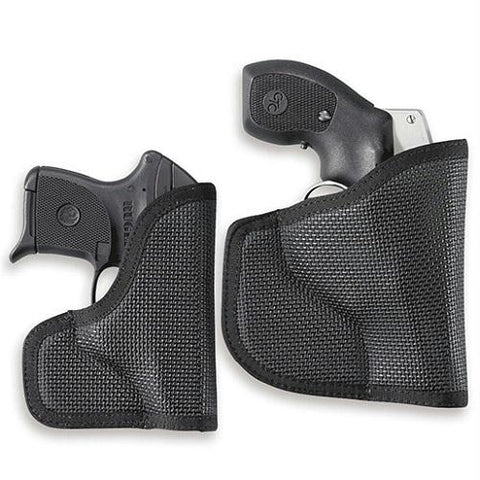 DeSantis Ambi Blk Nemesis Holster-Ruger LC9 Springfield XDS