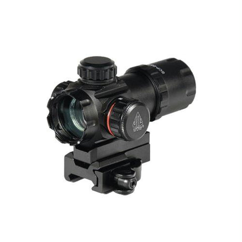 UTG 3.9in ITA Red-Green CQB Dot Sight with Integral QD Mount