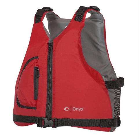 Onyx Youth Paddle Vest - Red