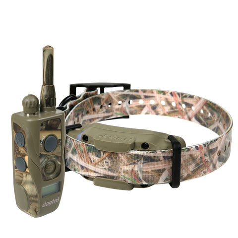 Dogtra 1900S 3-4 Mile Remote Trainer Wetlands Edition Camo