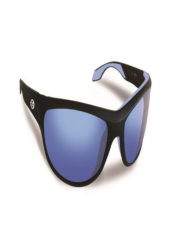 Flying Fisherman Cayo Matte Black Sunglasses