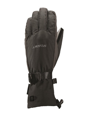 Seirus HWS Heatwave Accel Glove Black-Charcoal - Medium