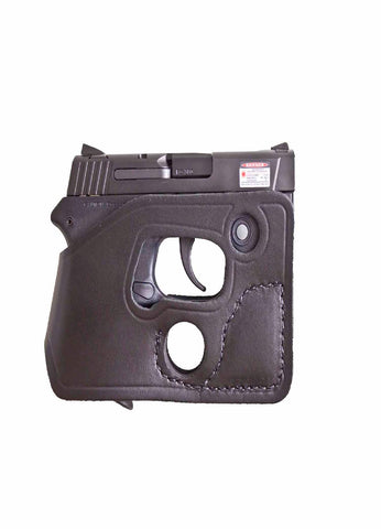 DeSantis Pocket Shot Black SandW Bodyguard 380 Cal