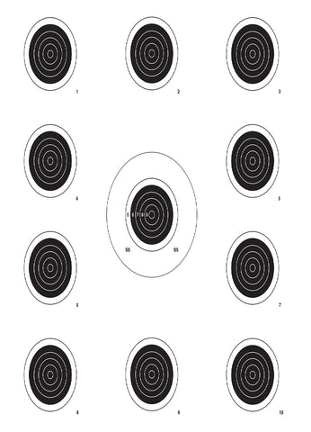 Lyman Small Bore Target Roll for Auto Advance Target