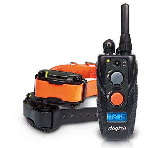 Dogtra 1-2 Mile 2 Dog Compact Remote Training Collar System