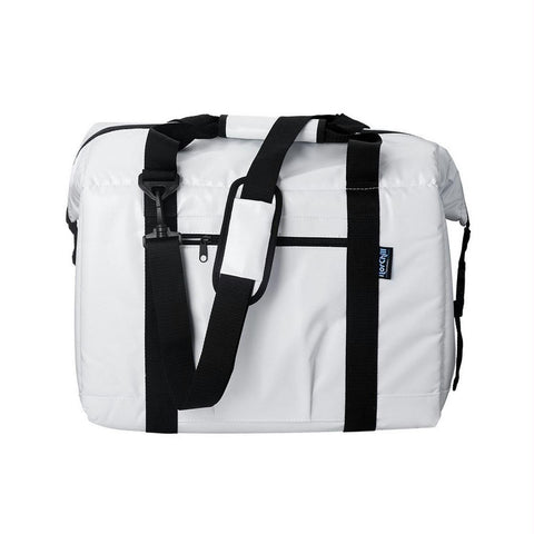 NorChill 24 Can Cooler Bag - BoatBag - White