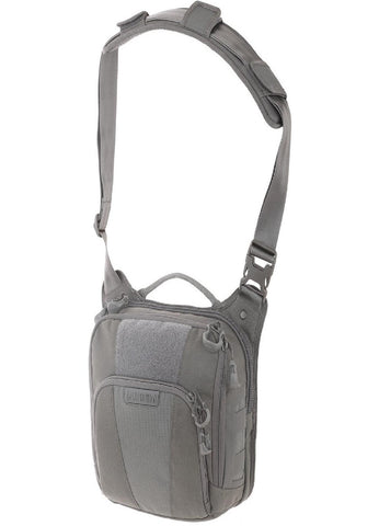 Maxpedition Lochspyr Crossbody Shoulder Bag 5.5L Gray