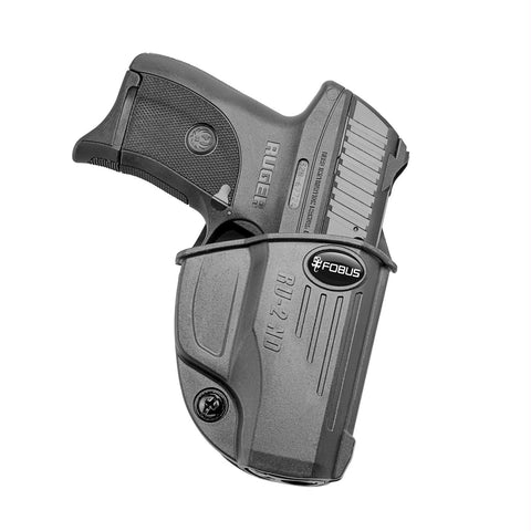 Fobus Evolution Belt Holster-Ruger EC9s-LC380-LC9-LC9s Pro
