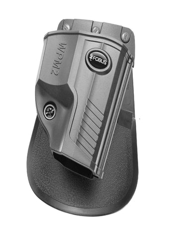 Fobus Evolution Paddle Holster-Walther PPSM2 9mm