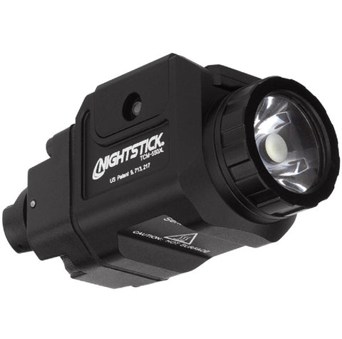 Nightstick TCM-550XLS Compact Tactical Weapon Light w strobe