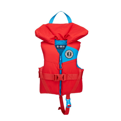 Mustang Survival LilLegends Youth Foam PFD Red 50-90 LBS