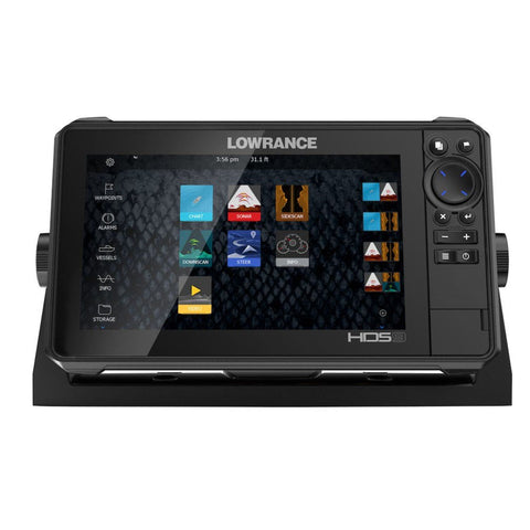 Lowrance HDS-9 Live C-MAP Insight without Transducer