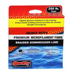 Scotty Premium Braided Fiber Downrigger Line with Kit