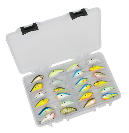Plano FTO Elite Organizer Medium Crankbait Bx 3700oz 3707-07