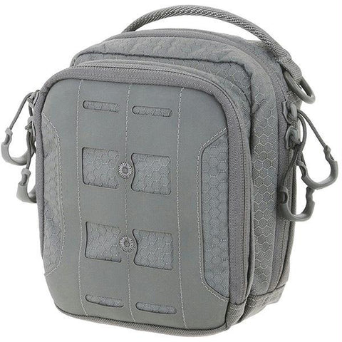 Maxpedition AUP Accordion Utility Pouch Gray