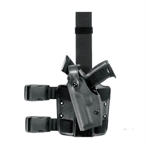 Safariland 6004 SLS Tactical Holster Black LH