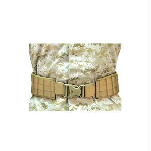 Blackhawk Padded Patrol Belt Pad w-IVS Coyote Size 43-43 In