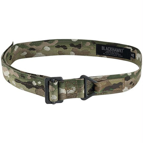 Blackhawk CQB-Riggers Belt MultiCam Fits Up to 34 Inch Waist