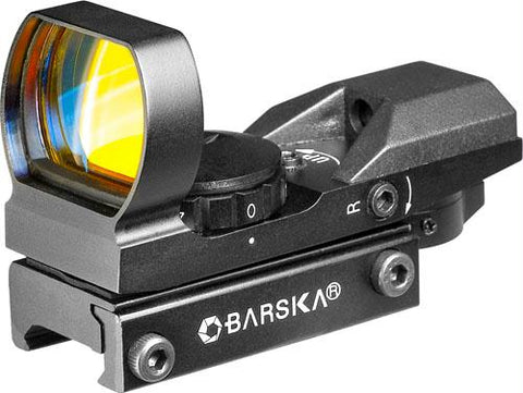 Barska 1X22X33 Multi Reticle Sight AC11704