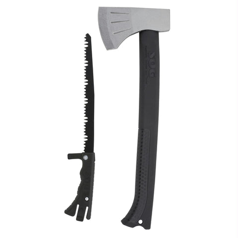 SOG Backcountry Bad Axe 16.0 in Overall Length FRN Handle