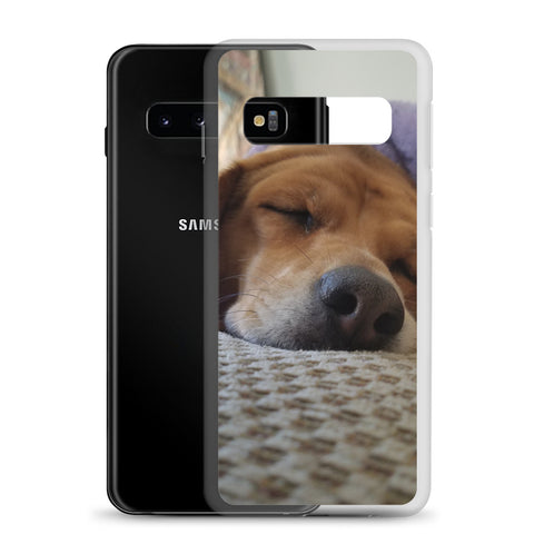 Napping Beagle Samsung Case