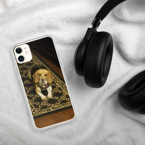 Regal Beagle iPhone Case