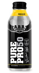 ABB Performance Pure Pro 50, Banana, 14.5 Oz X 12 Bottles