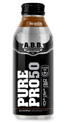ABB Performance Pure Pro 50, Milk Chocolate, 14.5 Oz X 12 Bottles